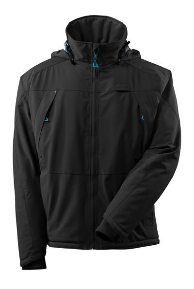 MASCOT® ADVANCED - svart - Vinterjakke med CLIMASCOT®, vanntett