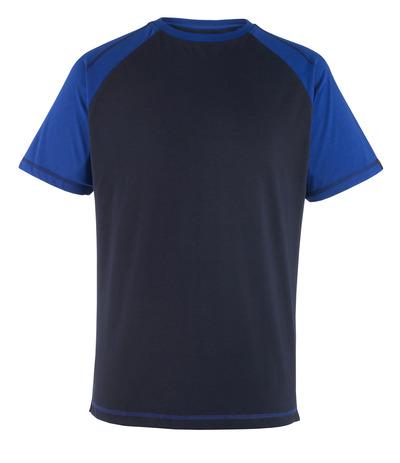MASCOT® Albano - marine/kobolt - T-skjorte, klassisk passform