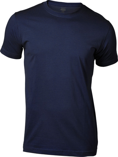 MACMICHAEL® Arica - mørk marine - T-skjorte, moderne passform