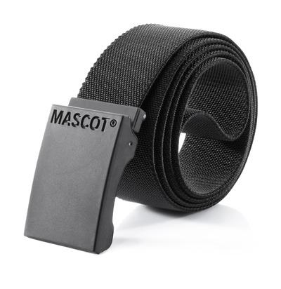 MASCOT® COMPLETE - svart - Belte med regulerbar spenne, elastisk