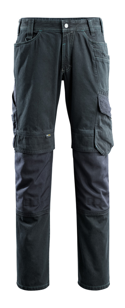 MASCOT® Ferrol - mørk blå denim - Jeans