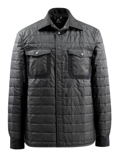 MASCOT® Fraga - svart - Termoskjorte