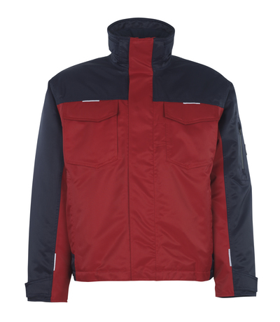 MASCOT® Genova - rød/marine* - Vinterjakke