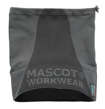MASCOT® Halden - svart - Halsvarmer, fukttransporterende