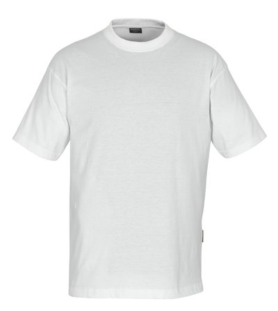 MASCOT® Jamaica - hvit - T-skjorte