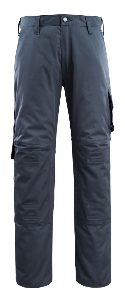MACMICHAEL® Jardim - mørk marine - Bukser med knelommer, lav vekt