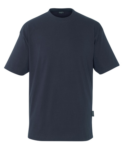 MASCOT® Java - mørk marine - T-skjorte, klassisk passform
