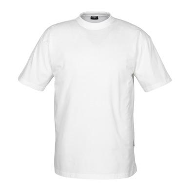MASCOT® Java - hvit - T-skjorte, klassisk passform
