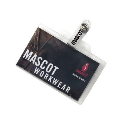 MASCOT® Kananga - transparent - ID-kortholder i sterk plast