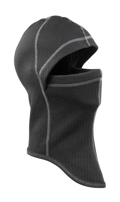 MASCOT® Kindu - svart - Balaclava, isolerende deler i hode og nakke