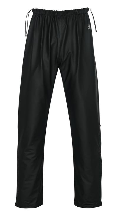 MASCOT® Laguna - svart - Regnbukse, vind- og vanntett