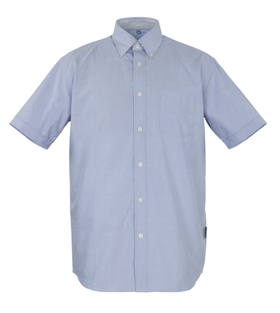 MASCOT® Lamia - oxford blå* - Skjorte, kortermet