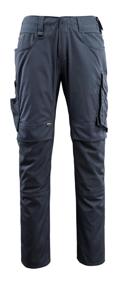 MASCOT® Lemberg - mørk marine - Bukser med CORDURA®-knelommer, ekstra lav vekt