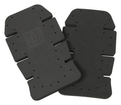 MASCOT® Likasi - svart - Knebeskyttere, tåler industrivask