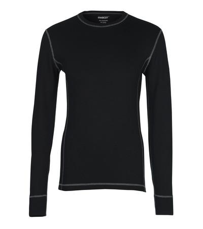 MASCOT® Logrono - svart - Termoundertrøye