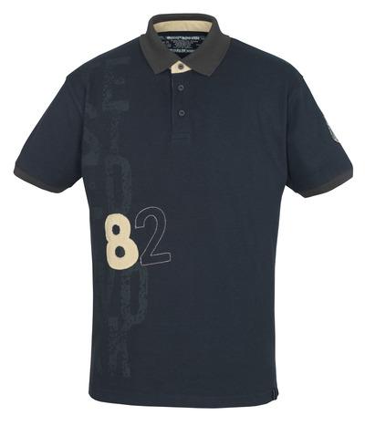 MASCOT® Lyon - mørk marine* - Pikéskjorte