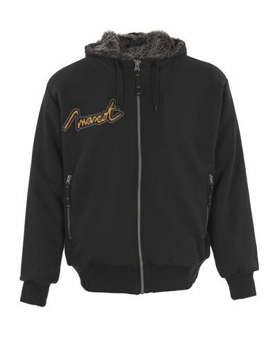 MASCOT® Monforte - svart* - Hettegenser