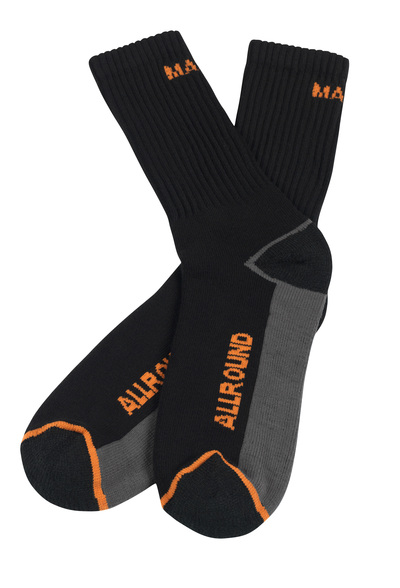 MASCOT® Mongu - svart - Sokker