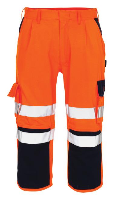 MASCOT® Natal - hi-vis oransje/marine* - Piratbukser med knelommer