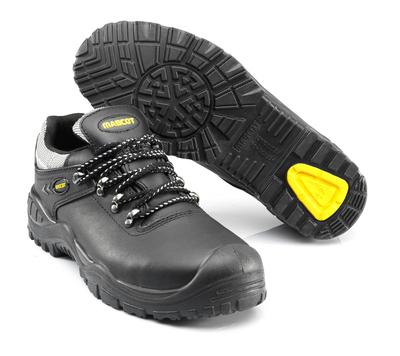 MASCOT® Oro - svart/gul - Vernesko S3 med skolisser
