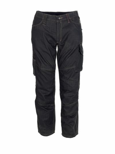 MASCOT® Ovar - svart med trykk* - Bukse