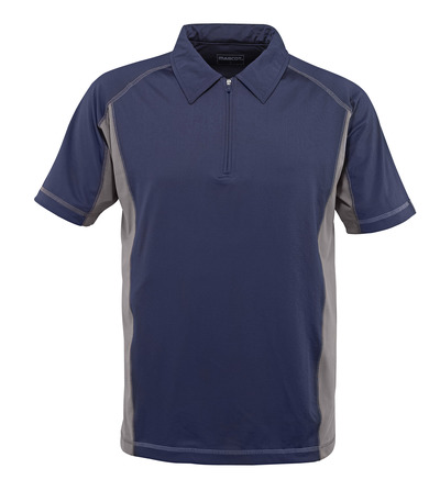 MASCOT® Parla - marine/antrasitt* - Pikéskjorte