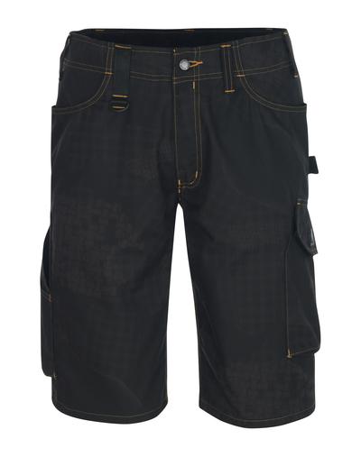 MASCOT® Pedroso - svart med trykk* - Shorts