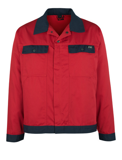 MACMICHAEL® Peru - rød/marine* - Jakke