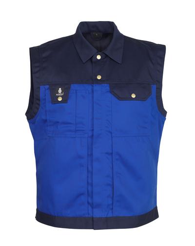 MASCOT® Prato - kobolt/marine - Vest, god slitestyrke