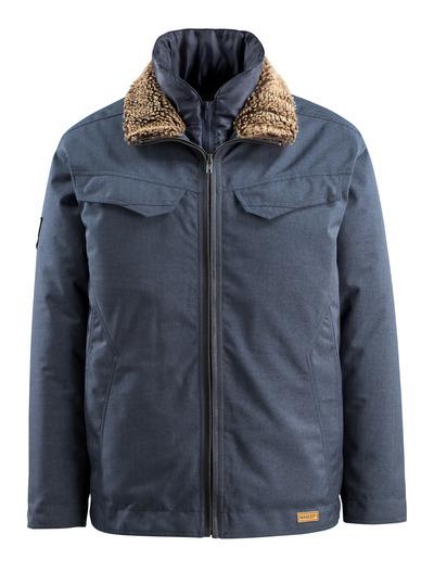 MASCOT® Queens - indigo denimblå - Vinterjakke, vattert, vannavvisende