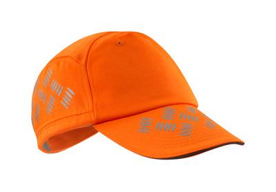 MASCOT® Ripon - hi-vis oransje - Caps med ventilasjonshull, regulerbar, reflekseffekter