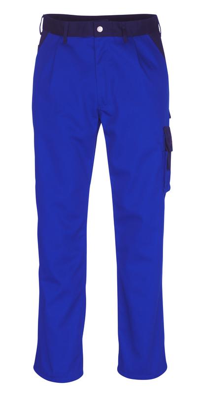 MASCOT® Salerno - kobolt/marine - Bukse, god slitestyrke