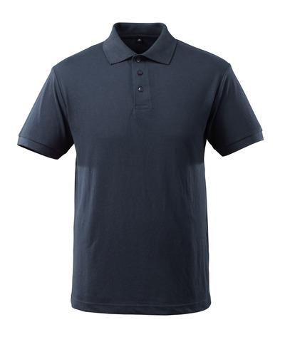 MACMICHAEL® Santiago - mørk marine - Pikéskjorte, moderne passform