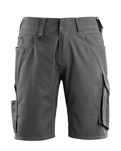 MASCOT® Stuttgart - mørk antrasitt/svart - Shorts, lav vekt