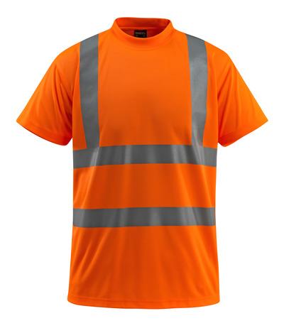 MASCOT® Townsville - hi-vis oransje - T-skjorte, klassisk passform, klasse 2