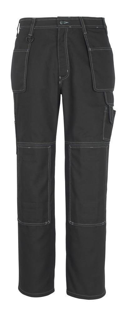 MACMICHAEL® Valera - svart* - Bukser med kne- og hengelommer
