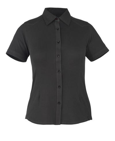 MASCOT® Vatio - svart* - Skjorte, kortermet