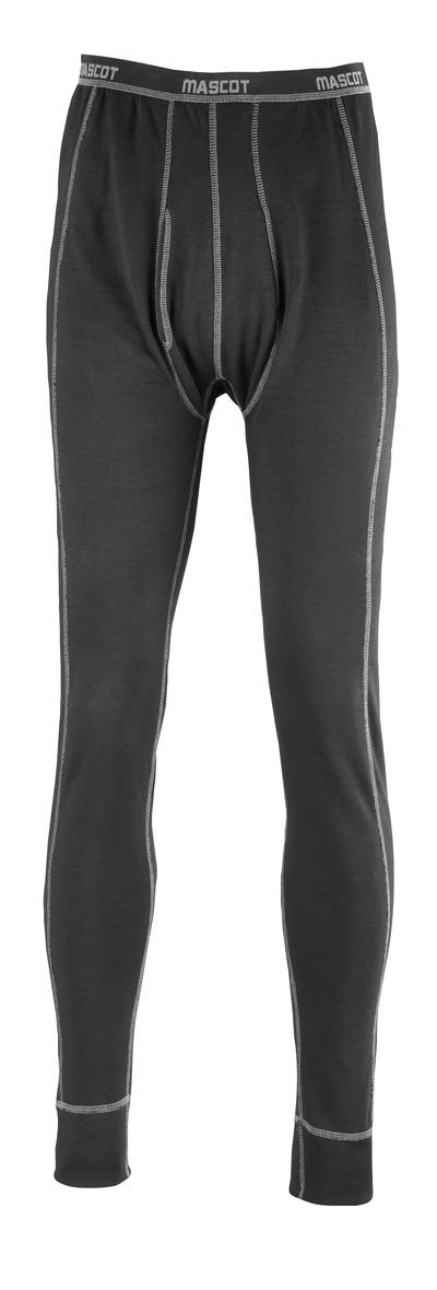 MASCOT® Vigo - svart - Termounderbukse