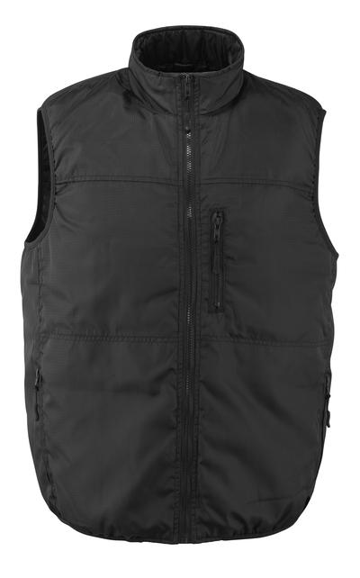 MASCOT® Vilada - svart - Vest, vattert